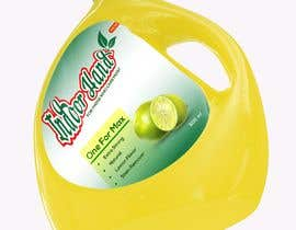 #39 for Green Cleaning Product line label by kutekulsum