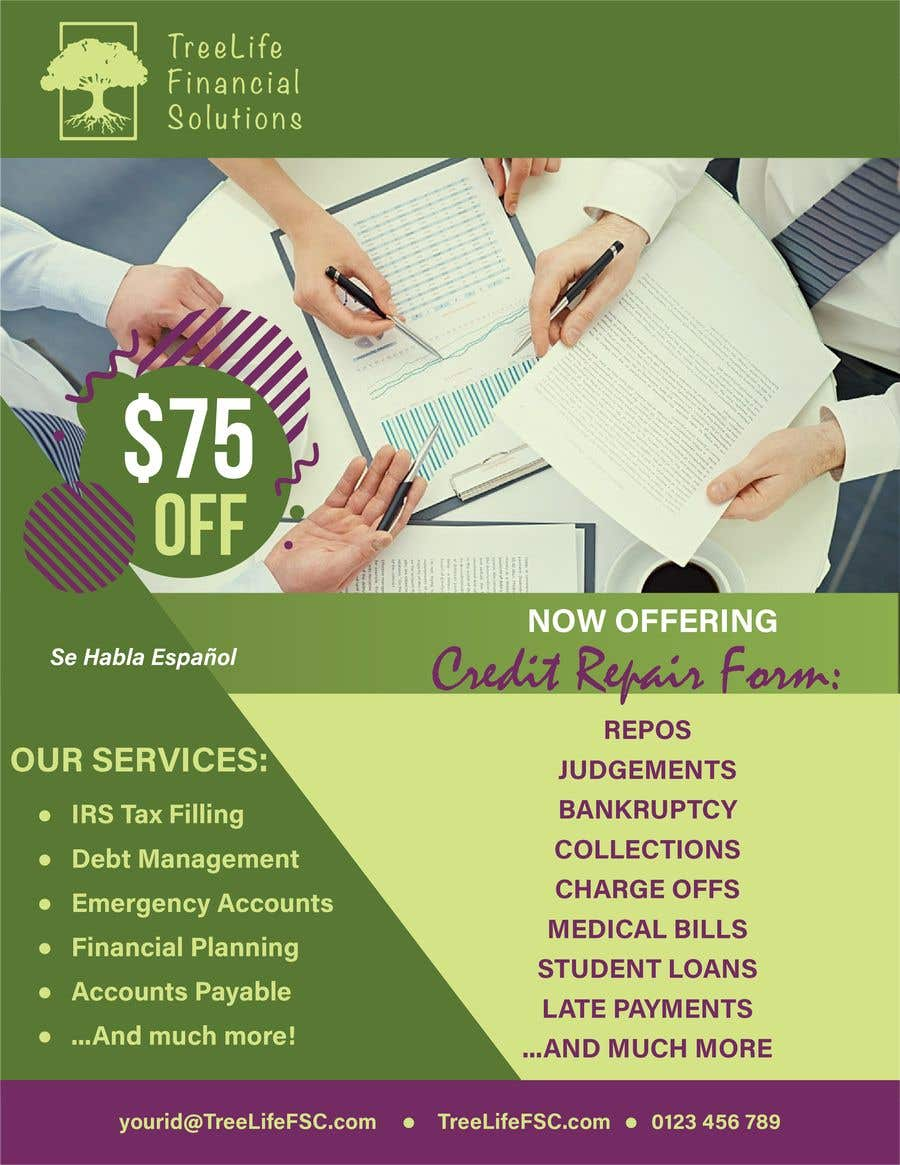 Contest Entry #                                        12                                      for                                         Credit Repair flyer - 23/09/2020 17:30 EDT
