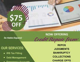 #14 for Credit Repair flyer - 23/09/2020 17:30 EDT by smnaaem