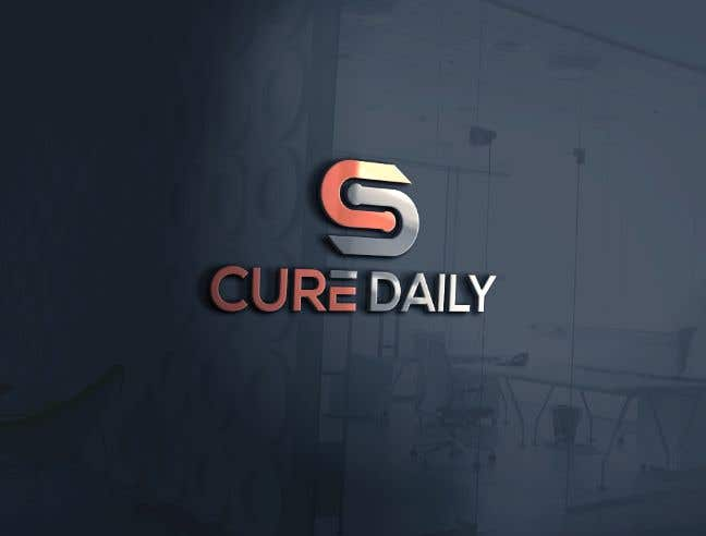Contest Entry #                                        163                                      for                                         CURE Daily sell sheet
