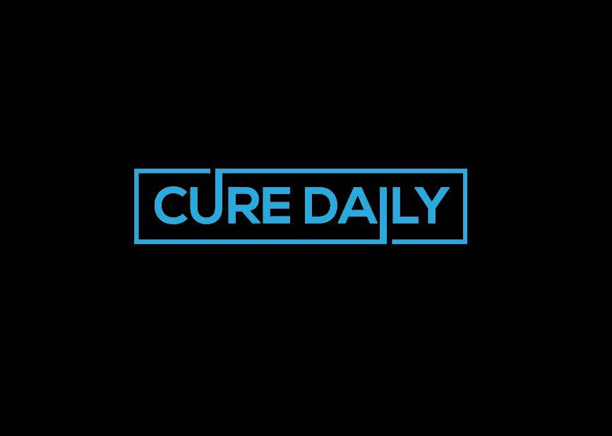 Contest Entry #                                        174                                      for                                         CURE Daily sell sheet