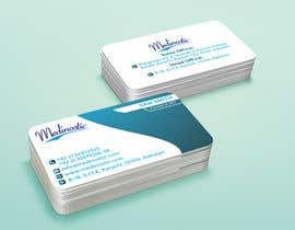 Nro 331 kilpailuun Visiting Card Design käyttäjältä SheikImran34