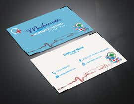 #322 for Visiting Card Design by shailaparvin1990