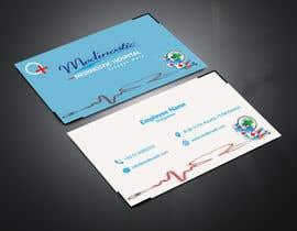Nro 322 kilpailuun Visiting Card Design käyttäjältä shailaparvin1990