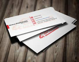nº 77 pour Business cards - trucking company par itisranahamid