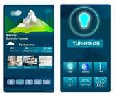 Graphic Design Contest Entry #15 for Mobile app design for smart home