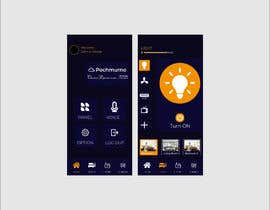 #41 for Mobile app design for smart home by manikmr2