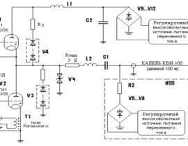 Nro 38 kilpailuun Russian Web Research: Thyratron circuit and Pulse-forming  network käyttäjältä S1dr11