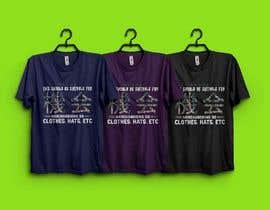 #142 for t shirt design by ahammedriaz703