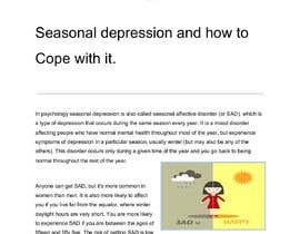 #39 cho Please write me a resume on seasonal depression and how to cope bởi Express360