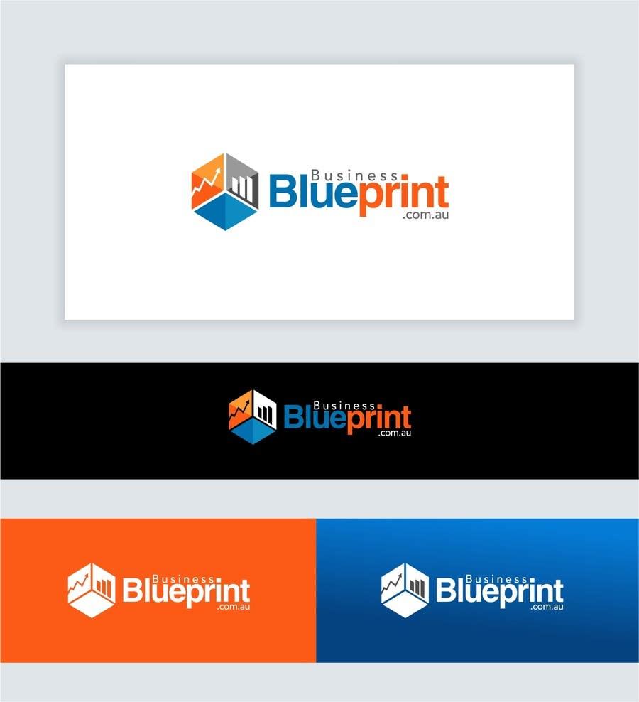 Penyertaan Peraduan #25 untuk Logo Design for 'Business Blueprint'