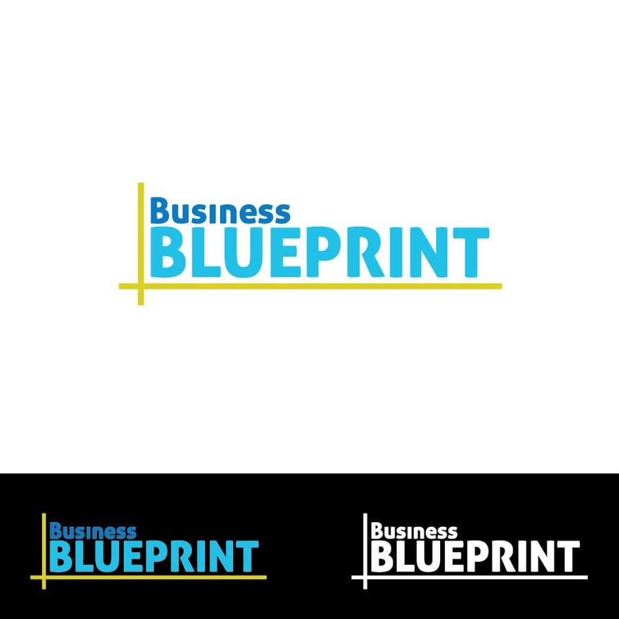 Proposition n°                                        110                                      du concours                                         Logo Design for 'Business Blueprint'