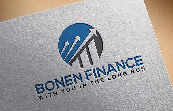 Penyertaan Peraduan #                                        105                                      untuk                                         Develop a Brand Identity for a finance firm
