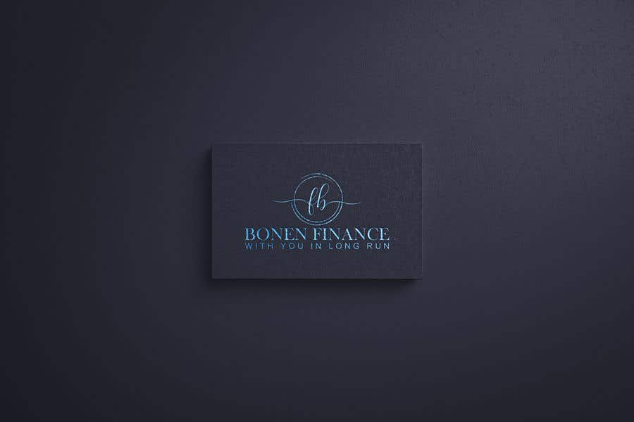 Penyertaan Peraduan #                                        579                                      untuk                                         Develop a Brand Identity for a finance firm