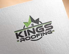 #346 for Logo Design For Kings Roofing by mdniazmorshed127