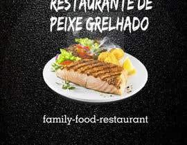 #26 para Flyer restaurante por nananageh32