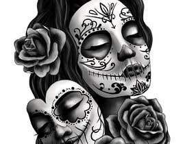 #72 for tattoo draft af SashaShlykova
