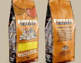 #161 for Coffee Bag Design by EdgarxTrejo
