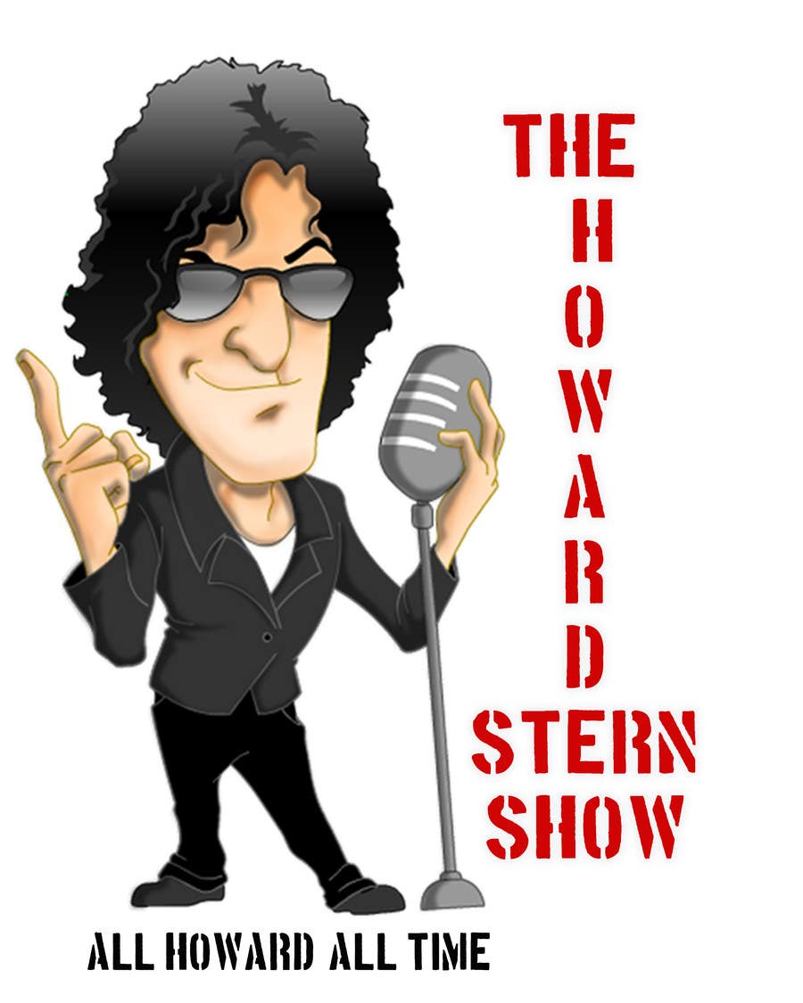 Penyertaan Peraduan #13 untuk Cartoon for The Howard Stern Show