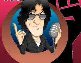 #17 untuk Cartoon for The Howard Stern Show oleh kingmaravilla