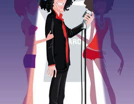 #28 for Cartoon for The Howard Stern Show by imagodog