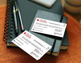 #135 for Business Card English and French by sarkar2015