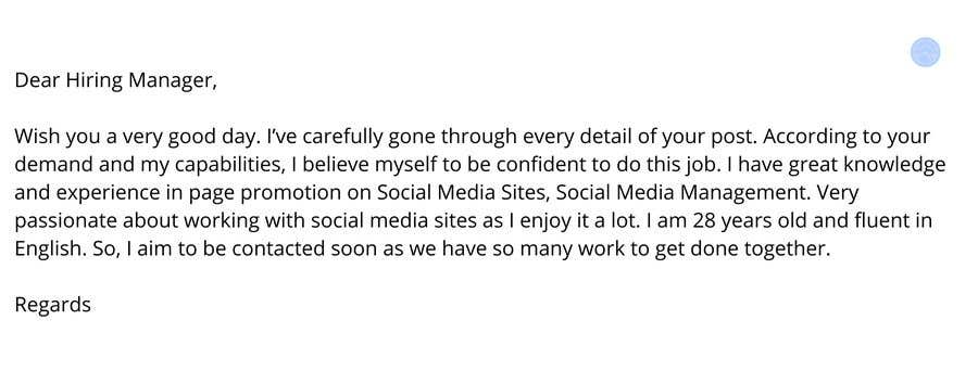 Kilpailutyö #                                        11                                      kilpailussa                                         Need a Social Media Manager (Instagram, Facebook and Twitter) $100/month