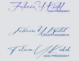 Nro 74 kilpailuun Create my custom signature käyttäjältä helalrazib