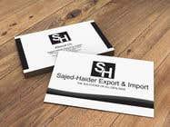 Graphic Design Kilpailutyö #58 kilpailuun Logo and business card design