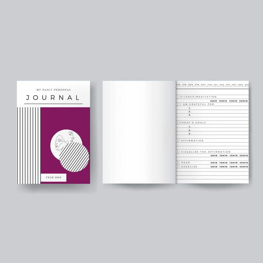 Contest Entry #                                        13                                      for                                         Design a Journal (Cover + Page) for Print