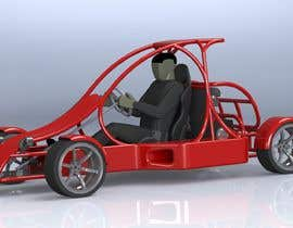 Nro 34 kilpailuun Design sketch for a tiny car for kids käyttäjältä ehtishammaqsood