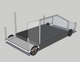 Nro 41 kilpailuun Design sketch for a tiny car for kids käyttäjältä Paul7127