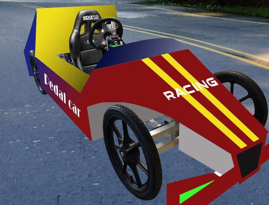 Contest Entry #                                        33                                      for                                         Design sketch for a tiny car for kids