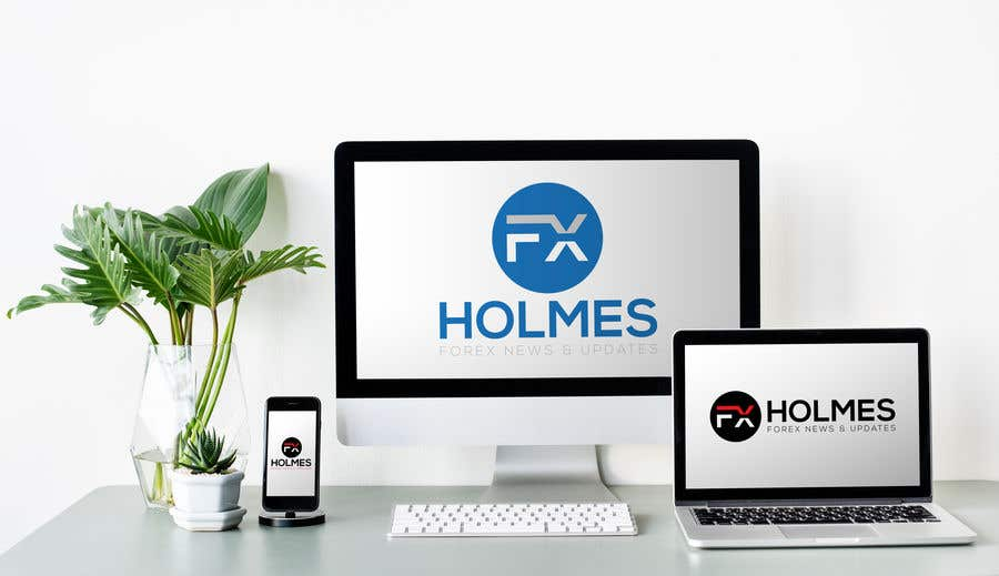 Contest Entry #                                        151                                      for                                         Logo for Forex news site