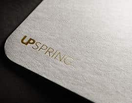 Nro 23 kilpailuun Create a logo for Upspring käyttäjältä Rokibulnit