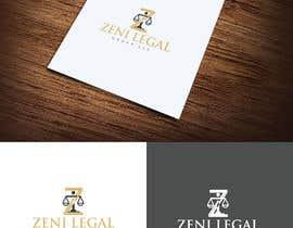 Nro 586 kilpailuun Logo for Zeni Legal Group, LLC käyttäjältä imranislamanik