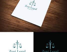 Nro 592 kilpailuun Logo for Zeni Legal Group, LLC käyttäjältä imranislamanik