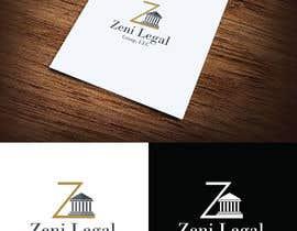 Nro 588 kilpailuun Logo for Zeni Legal Group, LLC käyttäjältä imranislamanik