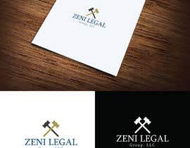 Nro 596 kilpailuun Logo for Zeni Legal Group, LLC käyttäjältä imranislamanik