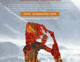 Nro 39 kilpailuun Yoga Flier Template käyttäjältä JannatunNaher923