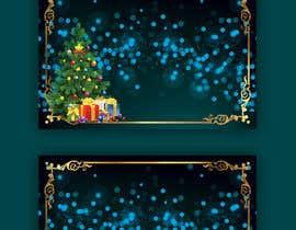 #58 for Christmas Card Postcard Border Design by imranislamanik