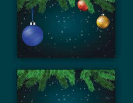 #55 for Christmas Card Postcard Border Design by imranislamanik