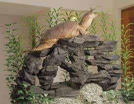 freemarkcasty91 tarafından 3D product designs of aquarium rock structures and cave decorations (winner gets the big project) için no 22