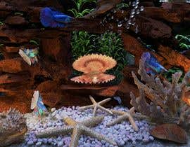 freemarkcasty91 tarafından 3D product designs of aquarium rock structures and cave decorations (winner gets the big project) için no 38