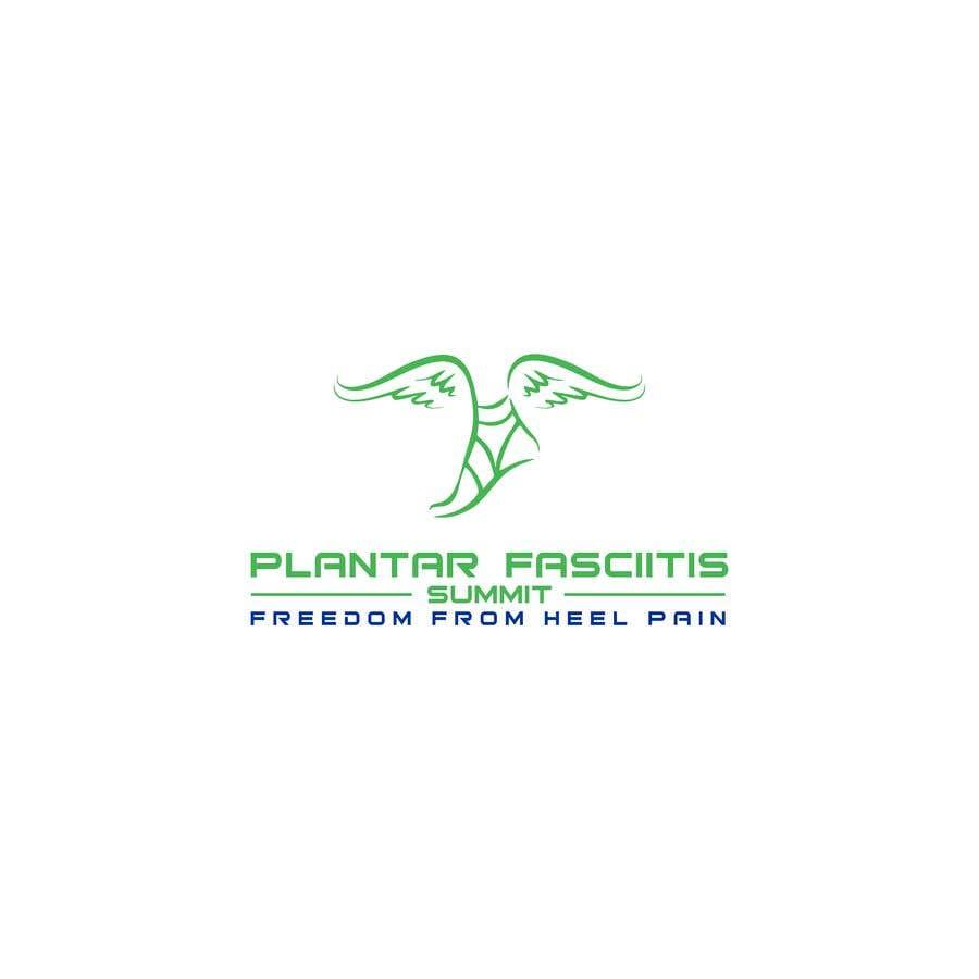 Bài tham dự cuộc thi #                                        47                                      cho                                         Plantar Fasciitis Summit Logo