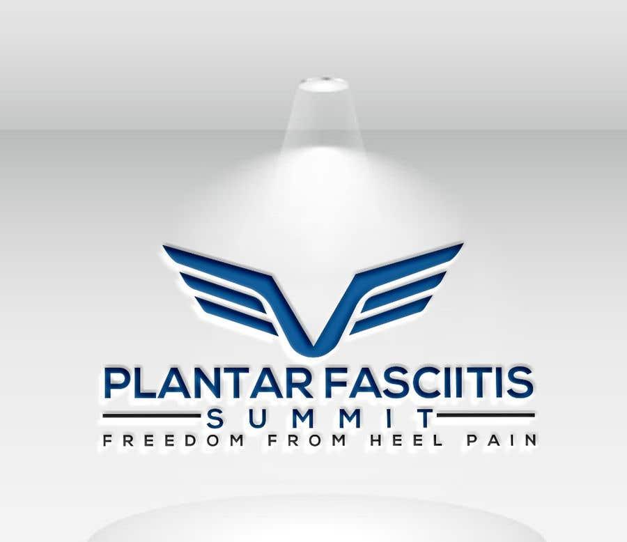 Bài tham dự cuộc thi #                                        53                                      cho                                         Plantar Fasciitis Summit Logo