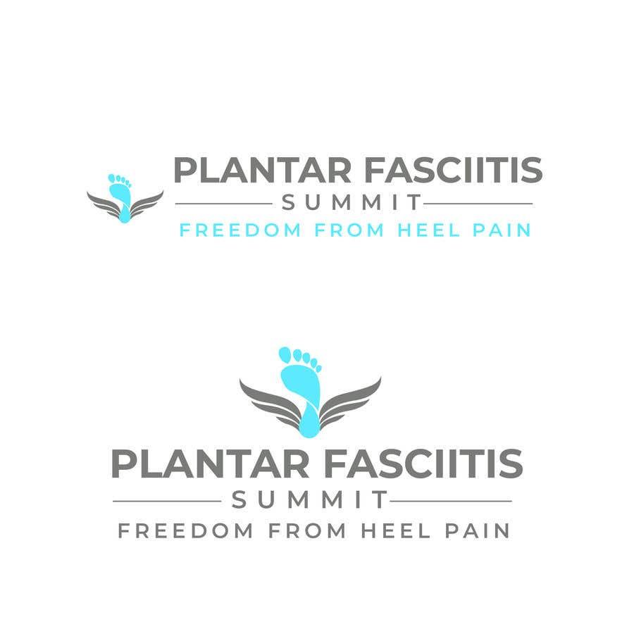 Bài tham dự cuộc thi #                                        86                                      cho                                         Plantar Fasciitis Summit Logo
