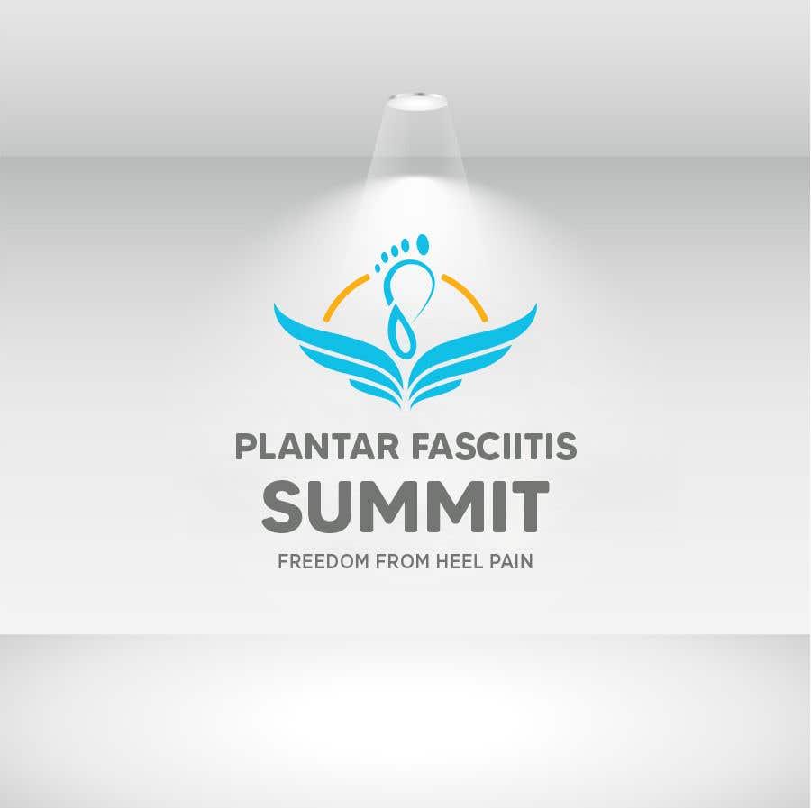 Bài tham dự cuộc thi #                                        65                                      cho                                         Plantar Fasciitis Summit Logo