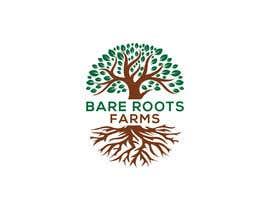 #540 for design logo Bare Roots Farms af Rosekey24