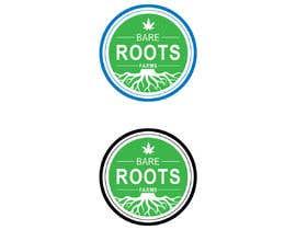 #347 for design logo Bare Roots Farms af Pulakbindu